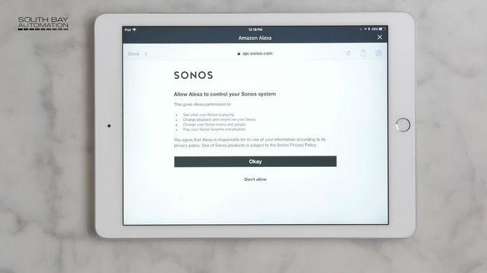 Sonos Crossfade - Sonos - Sonos, Savant and Lutron Smart