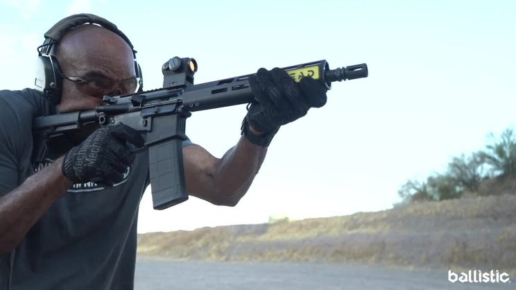 SIG M400 Tread Pistol: First Look at the New Customizable Pistol Variant