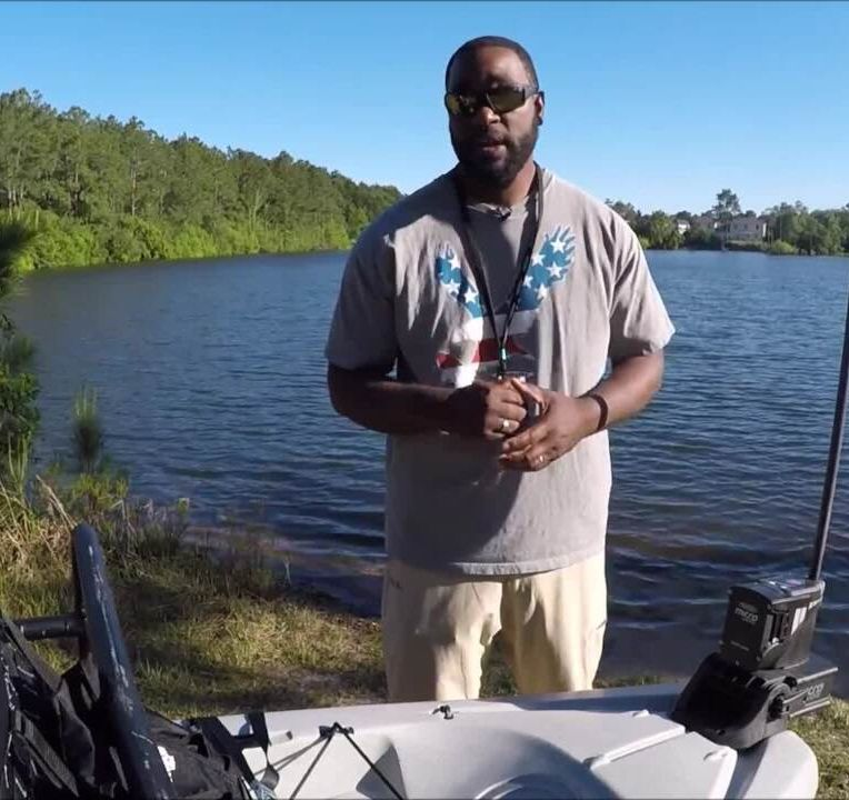 Rigging a kayak for bass fishing - Kayak fishing