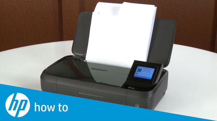 Fixing Your HP OfficeJet 200 Mobile Printer When It Does Not