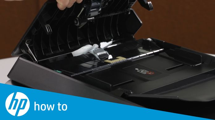 How to Fix a Paper Jam in the HP OfficeJet 3830 Printer