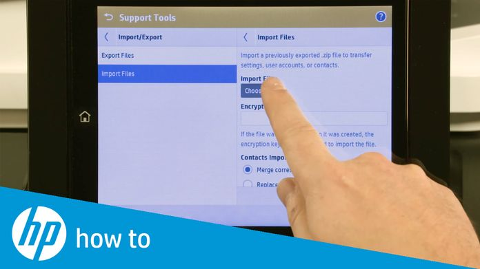 How To Access and Manage Settings and Features in the