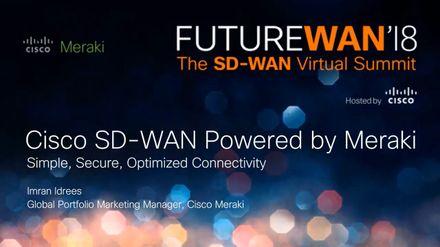 Video] SD-WAN Customer Use Case