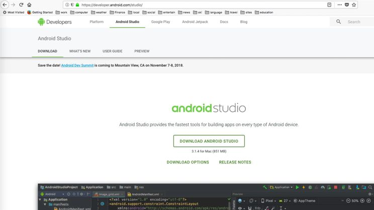 Creating the video view - Developing with the Native SDK for Android