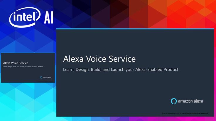 Designing Far-Field Speech Processing Systems with Intel and Alexa Voice  Service
