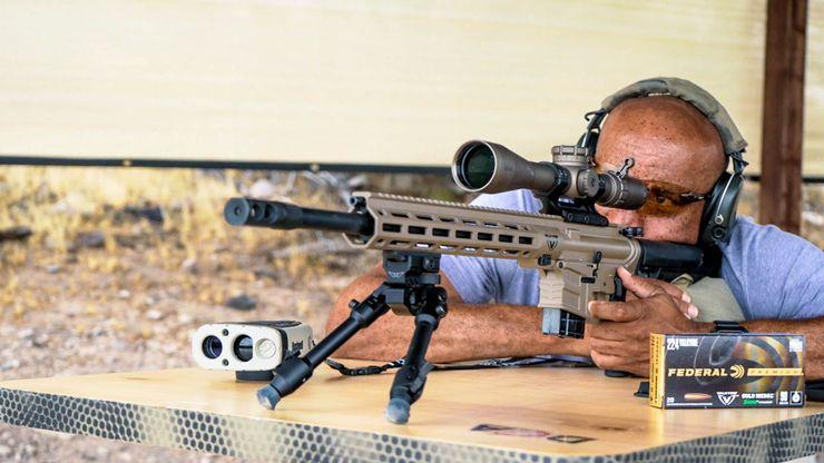 E R  Shaw Mark VII VS 6 5 Creedmoor Rifle (1080p_30fps_H264