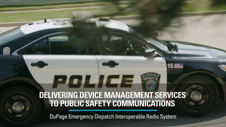 System Management Video - Professional Services - Motorola