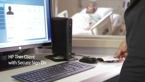 HP t520 Thin Client Product Demo in MOV format - Thin