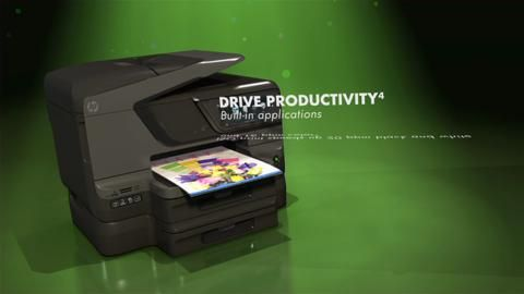 Hp Officejet Pro 8600 Professional Hp Inc Video Gallery Products