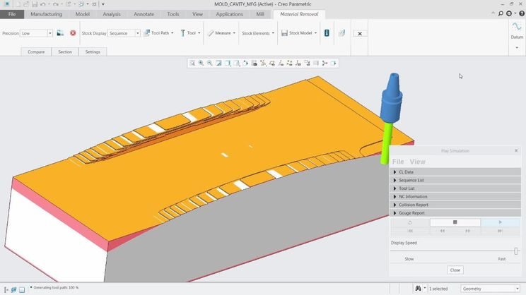 What's New in Creo 5 0 - PTC Demo Video Gallery | CAD
