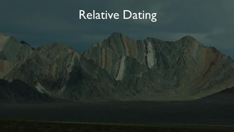 relative dating 1