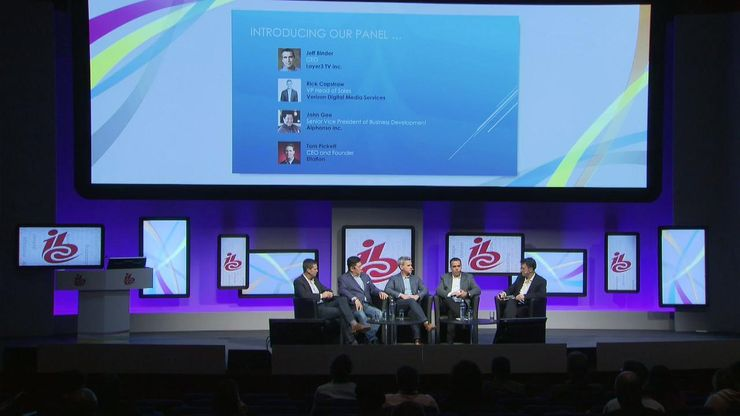 IBC2017 Conference Shorts: Safety in numbers – Collaborating