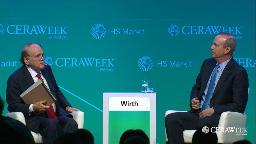 Oil & Gas - CERAWeek Video Gallery
