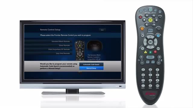 Remote Control Setup Fios Tv Frontier Communications Video Gallery
