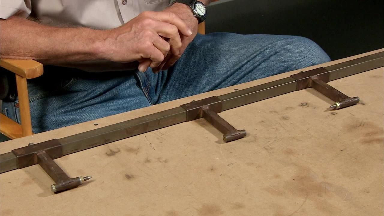 Hand Drill Guide Jig Tools And Workshop Eaa Video