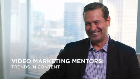 Video Marketing Mentors: Trends In Content