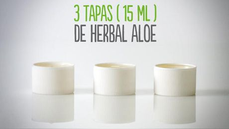 Bebida Herbal Aloe de Herbalife