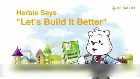"ハービーの""Let's Build it Better""- 日本語"