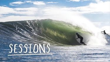 Scoring Blizzard Barrels in New Jersey | Sessions