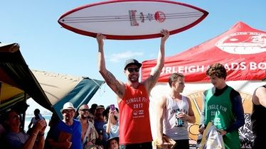 Board Tales Episode 4 featuring Burleigh Heads Single Fin Festival