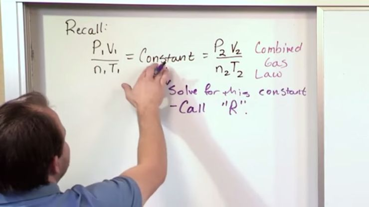 Lesson 10 - The Ideal Gas Law, Part 1