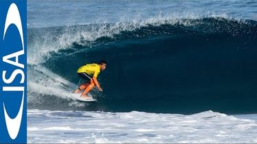 Competition Day 5 – 2016 VISSLA ISA World Junior Surfing Championship
