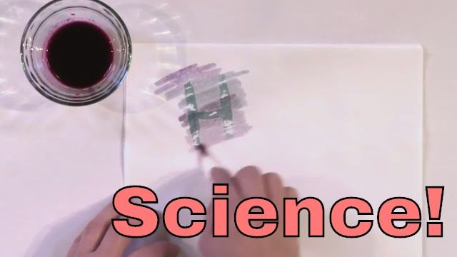 Make Diy Invisible Ink Neat Chemistry Experiment To Make