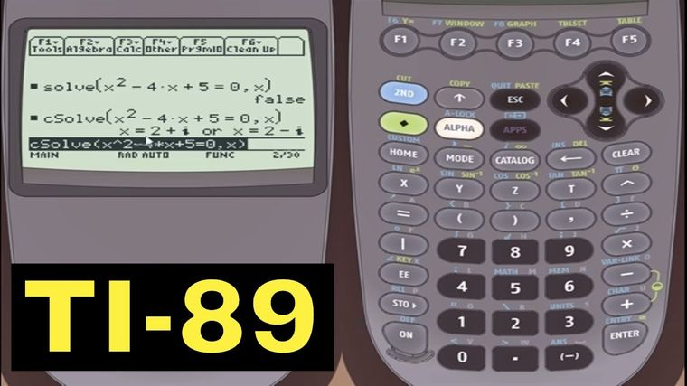 Lesson 15 Multiplying And Dividing Polynomials Ti 89 Calculator