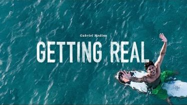 Getting Real with Gabriel Medina