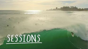 Drone's Eye View of Pumping Superbank | Sessions