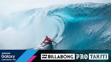Kelly Slater Bags Two Perfect 10s in Tahiti (Again)