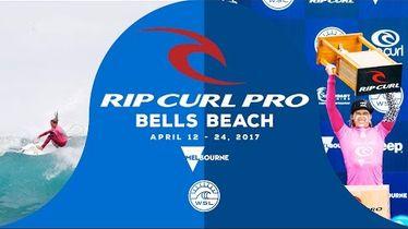 Women's Final Day Highlights | 2017 Rip Curl Pro - Bells Beach