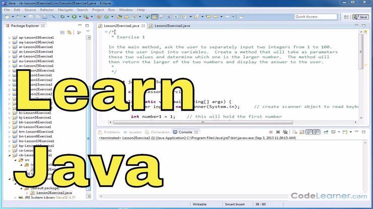 Java Programming Tutorial 02 - Adding Parameters to a Method