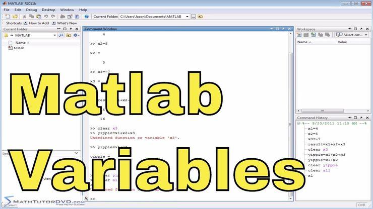 Matlab Tutorial - Math Tutor Public Gallery