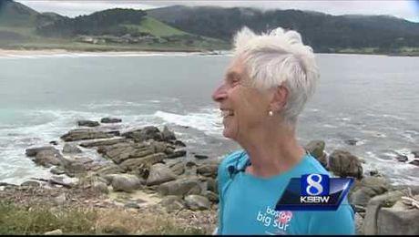 Big Sur marathon runners ready for 26.2-mile challenge