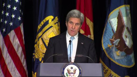 Secretary Kerry's Remarks at the United States Naval Academy