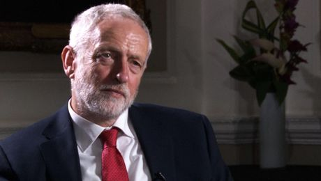 Corbyn: I'm No Pacifist But War On Terror Has Failed