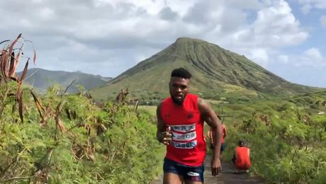 PRC2019 Koko Head Run Training in Hawaii