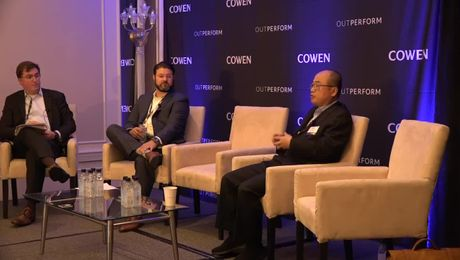 Cowen's 47th Annual TMT Conference | Digitization of Data In The Car Presents New Growth Opportunities Panel