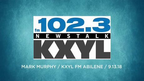 Mark Murphy on KXYL News Talk Radio (09/13/18)