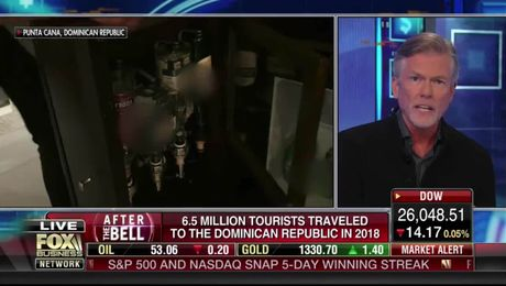 Mark Murphy on Fox Business Discussing Tourist Deaths in the Dominican Republic (06:11:2019)