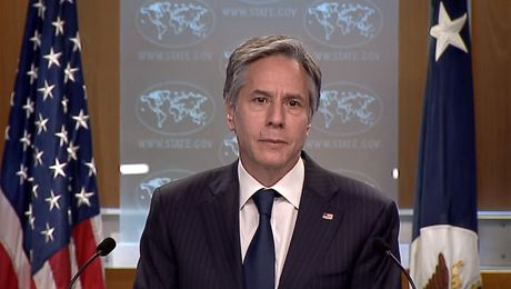 Secretary Blinken's remarks to the press on the release of the 2020 International Religious Freedom Report