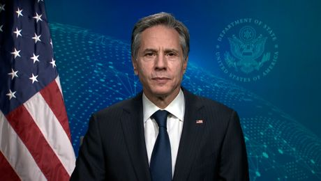 Secretary Blinken's remarks on the Celebration of Ramadan