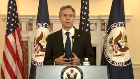 Secretary of State Antony J. Blinken's personnel announcement, at the Department of State