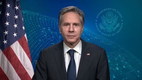 Secretary Blinken's remarks to the Model U.N. Conference