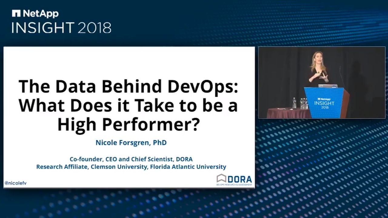 The Data Behind DevOps: What Does It Take to Be a Performer?