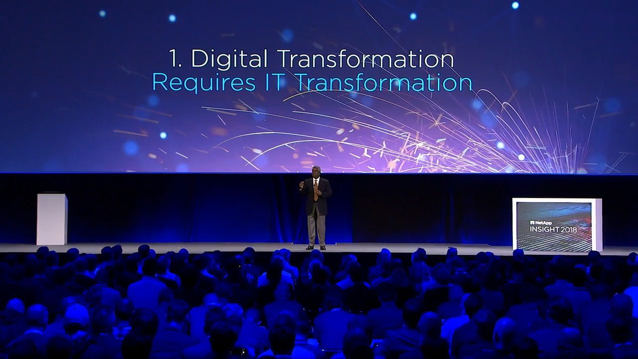 Digital Transformation Requires IT Transformation