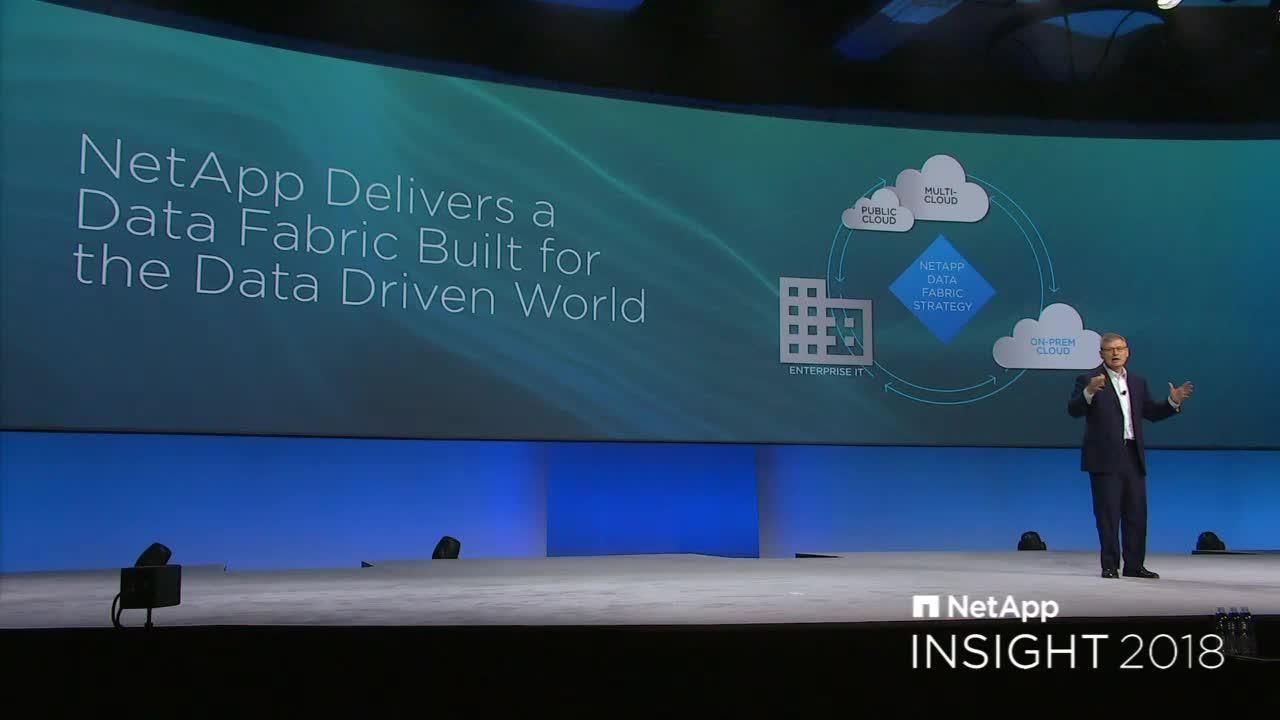 NetApp Delivers the Complete Multi-Cloud Experience
