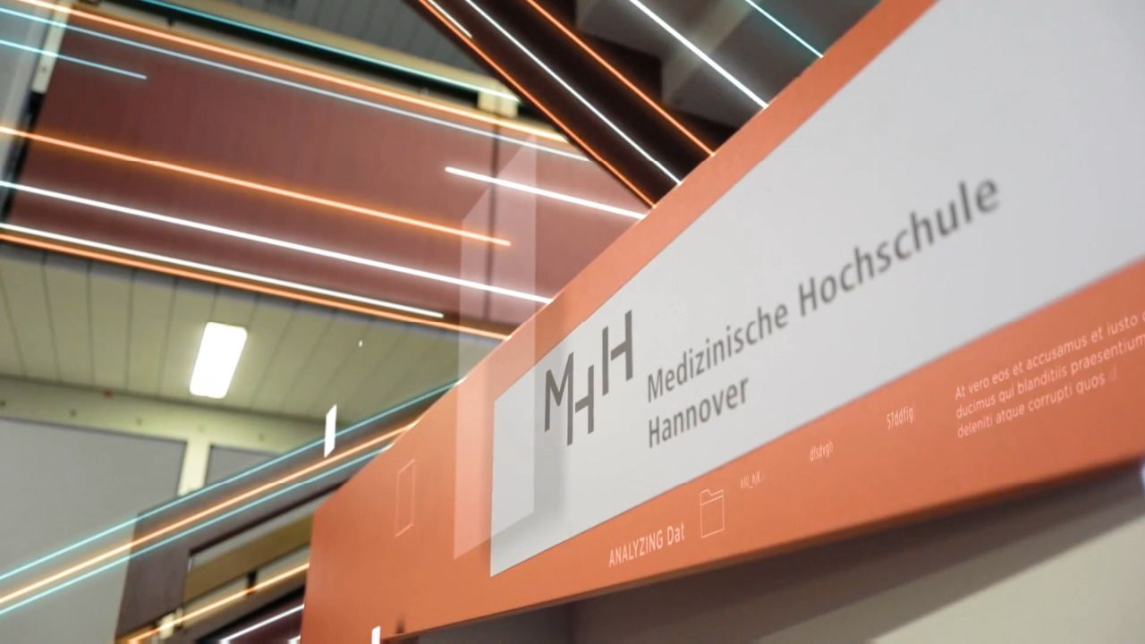Hannover Medical School (MHH) Cares for Its Users with Data Fabric