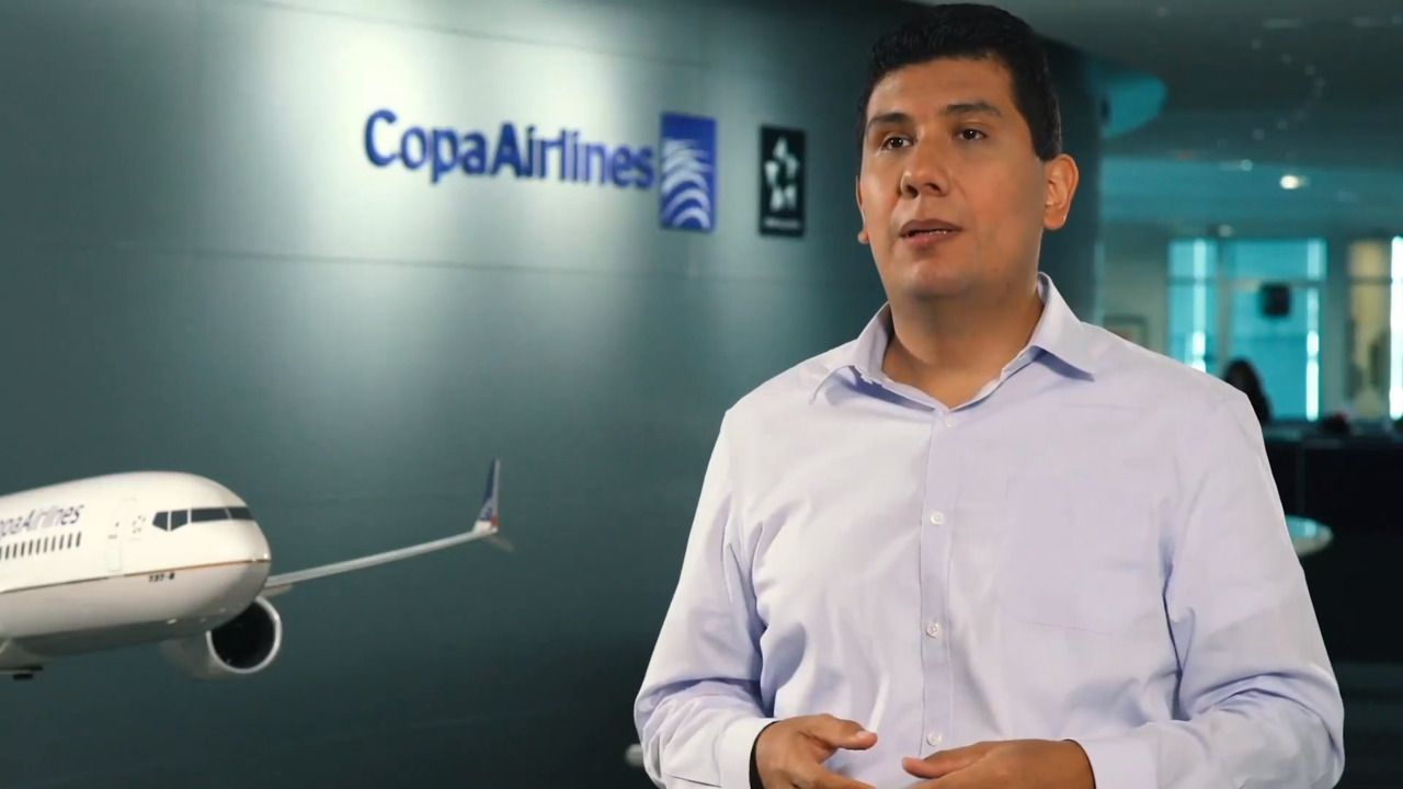 Copa Airlines' Data Fabric Connects on-Premises Data to Public Cloud